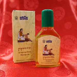 Sorig Massage Oil