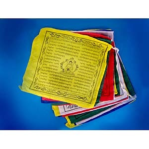 Medicine Buddha Prayer Flag