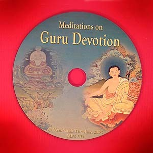 Meditations on Guru Devotion - MP3 CD