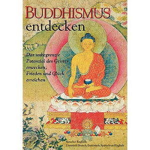 Buddhidmus Entdecken  DVD - Deutsche Untertitel (Seconds)