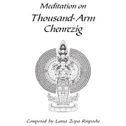 Chenrezig, Meditation on Thousand-Arm Chenrezig eBook