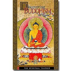 Discovering Buddhism Module Four - The Spiritual Teacher - Hard Copy