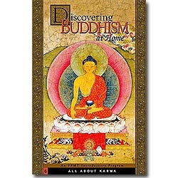 Discovering Buddhism Module Six - All About Karma - Hard Copy