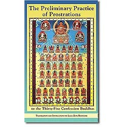 Prostrations, The Preliminary Practice of Prostrations