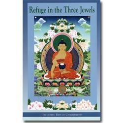 Refuge in the Three Jewels