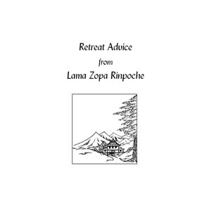 Retreat Advice from Lama Zopa Rinpoche PDF