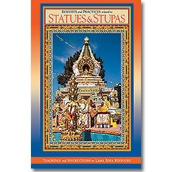 Statues and Stupas - Part 2:  Building and Blessing Holy Objects
