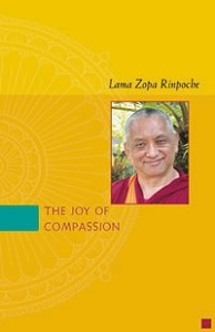 The Joy of Compassion - Hard Copy