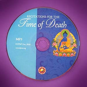 Recitations for the Time of Death-MP3