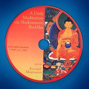 A Daily Meditation on Shakyamuni Buddha CD