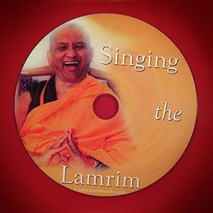 Singing the Lamrim CD