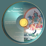 Praises to the Twenty-One Taras - MP3 Download