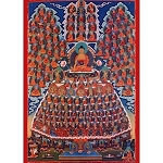 Buddha Shakyamuni Refuge Merit Field - Downloadable