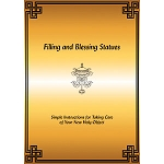 Statues and Stupas, Filling and Blessing PDF