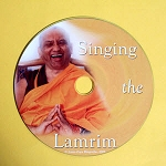 Singing the Lamrim MP3 Download
