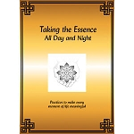 Taking the Essence All Day and Night PDF