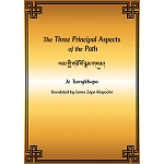 Three Principal Aspects of the Path PDF