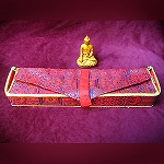 Brocade Dharma Text Case