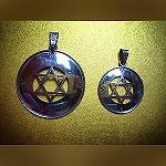 Silver Vajrayogini Pendant