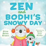 Zen and Bodhi's Snowy Day eBook