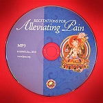 Recitations for Alleviating Pain MP3 CD