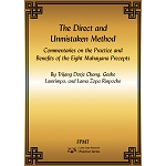The Direct and Unmistaken Method: Commentaries on the Practice and Benefits of the Eight Mahayana Precepts eBook & PDF