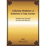 Cultivating Mindfulness of Bodhichitta in Daily Activities PDF
