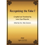 Recognizing the False I eBook & PDF