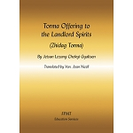 Torma Offering to the Landlord Spirits (Zhidag Torma) PDF