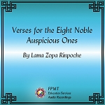 Verses for the Eight Noble Auspicious Ones - MP3 Download