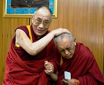 Offering One Thousand Buddhas to His Holiness the Dalai Lama