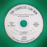 The Complete Lamrim MP3 CD