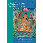 Méditation sur Manjoushri orange (format ebook)