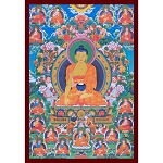 Guru Shakyamuni Buddha with the Seventeen Pandits PDF