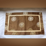 Altar Cloth Brocade - Tibetan Geometric Motif