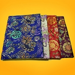 Envelope Silk Brocade Book Cover