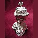 Inner Offering Set (Kapala) - Silver