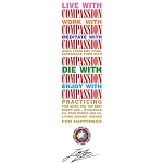 Live with Compassion Poster PDF
