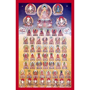 Bodhisattva's Confession of Moral Downfalls Poster - Donation