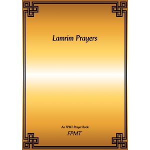 Lamrim Prayers eBook & PDF