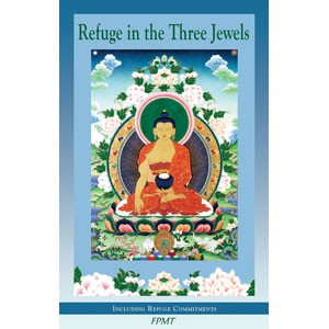 Refuge in the Three Jewels eBook & PDF