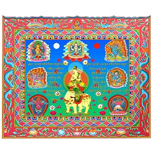 Samantabhadra for Protection PDF