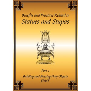 Statues and Stupas - Part 2:  Building and Blessing Holy Objects PDF