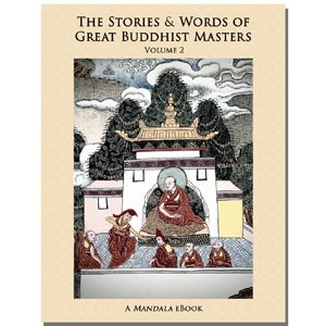 The Stories and Words of Great Buddhist Masters, Vol. 2 eBook & PDF