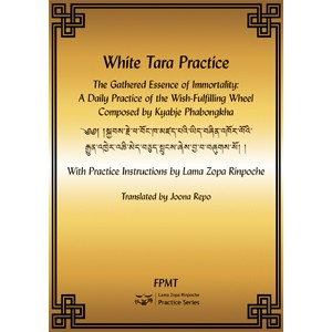 White Tara Practice: The Gathered Essence of Immortality eBook & PDF