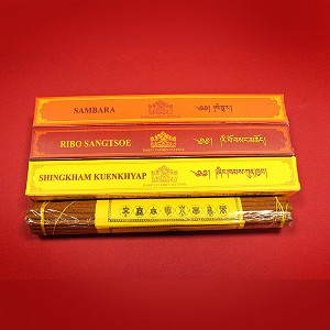 Dakpa Tamdin Traditional Tibetan Incense