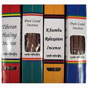 Pure Land Incense