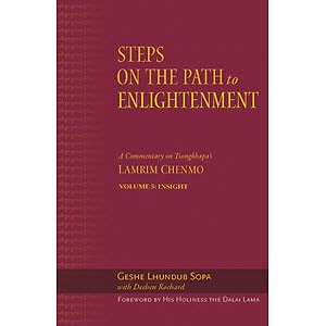 Steps On the Path to Enlightenment, Vol. 5 eBook