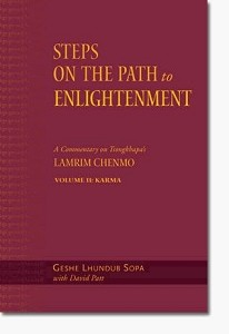 Steps on the Path to Enlightenment Vol. 2 eBook