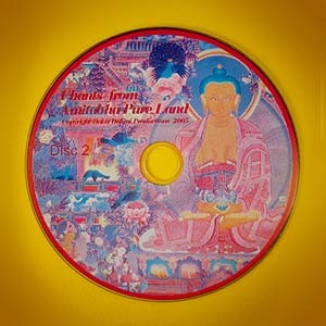 Chants from Amitabha's Pure Land Audio CD